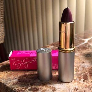 MK Signature BLACK RASPBERRY Creme Lipstick